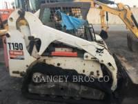 BOBCAT PALE COMPATTE SKID STEER T190 equipment  photo 1