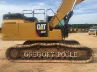 CATERPILLAR TRACK EXCAVATORS 349F L equipment  photo 4