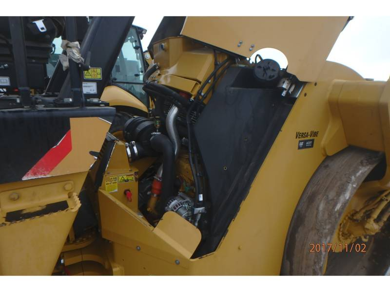 CATERPILLAR COMPACTEURS TANDEMS VIBRANTS CB64 equipment  photo 8