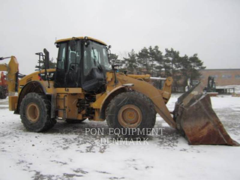 CATERPILLAR CARGADORES DE RUEDAS 962H -- N1A02006 equipment  photo 7