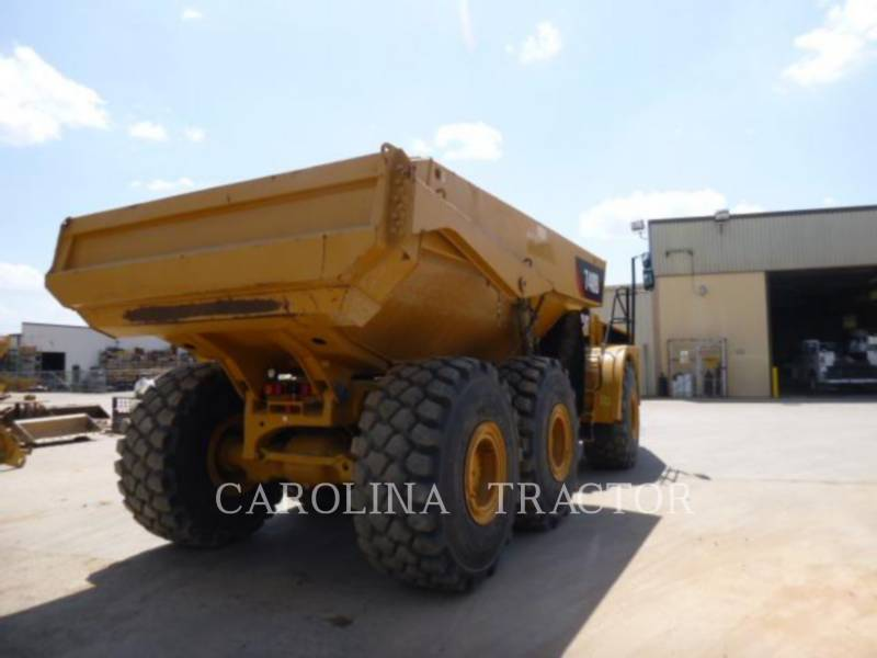 CATERPILLAR CAMINHÕES ARTICULADOS 740B equipment  photo 3