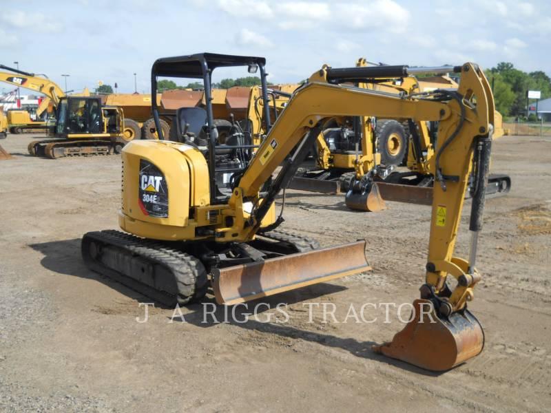 CATERPILLAR TRACK EXCAVATORS 304E equipment  photo 3
