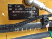 CATERPILLAR DELTALADER 259D equipment  photo 6