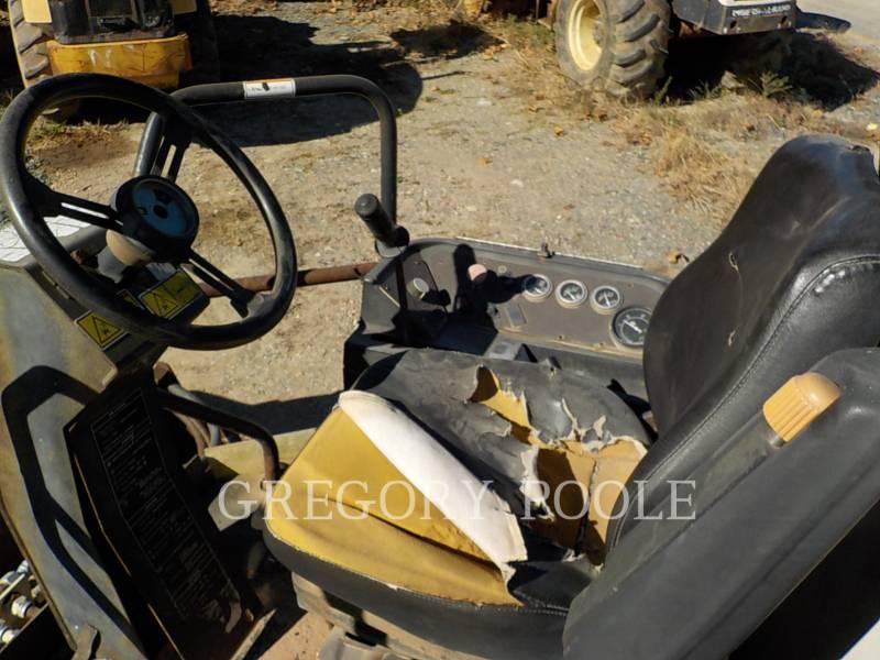 INGERSOLL-RAND VIBRATORY SINGLE DRUM PAD SD-70D PRO-PAC equipment  photo 23