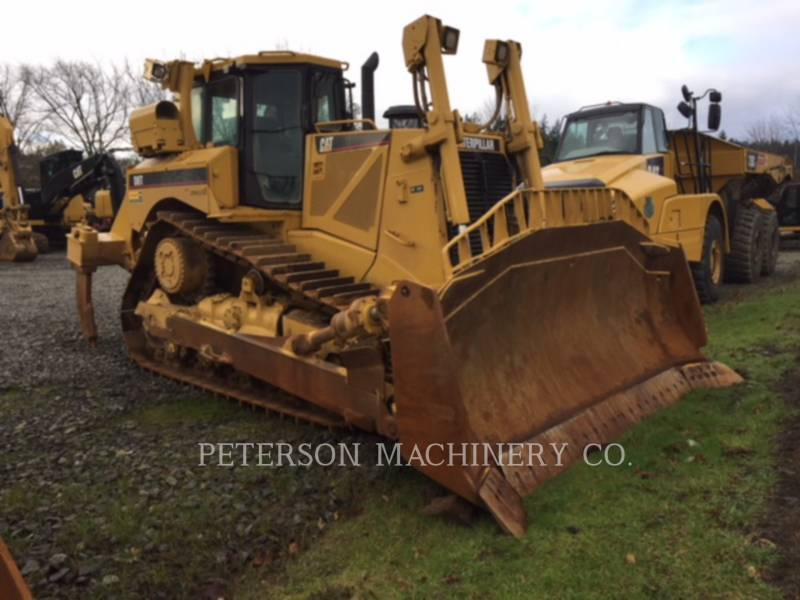 CATERPILLAR TRACTOREN OP RUPSBANDEN D8T equipment  photo 3