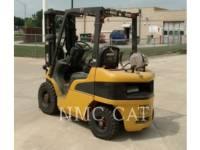 CATERPILLAR LIFT TRUCKS FORKLIFTS P5000_MC equipment  photo 2