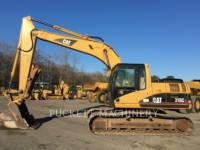 CATERPILLAR TRACK EXCAVATORS 318C equipment  photo 1
