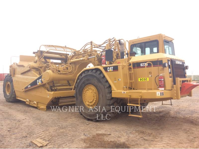 CATERPILLAR MOTOESCREPAS 623G equipment  photo 1