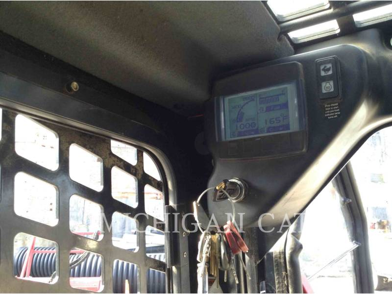 TEREX CORPORATION CARGADORES MULTITERRENO PT110 equipment  photo 12
