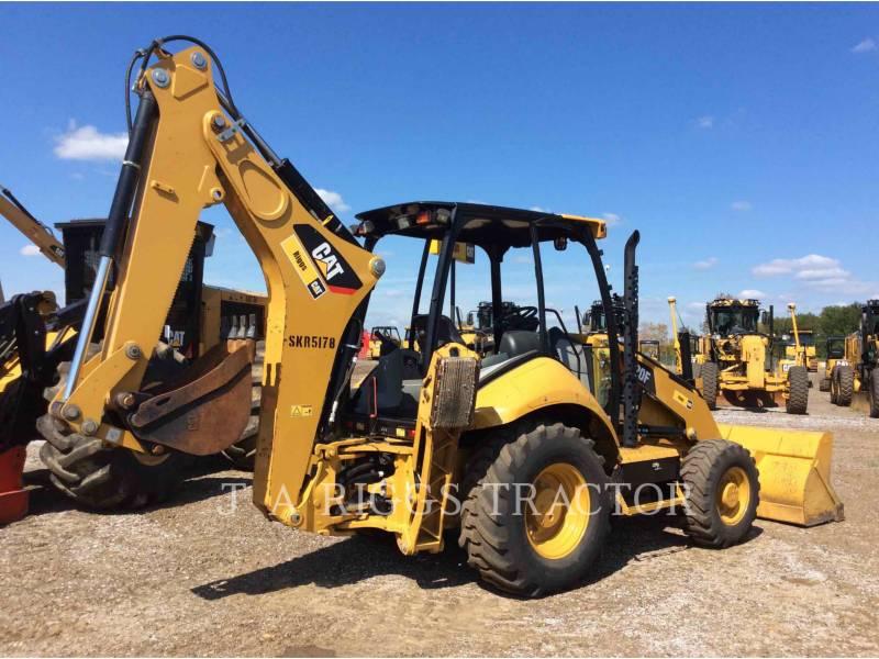 CATERPILLAR CHARGEUSES-PELLETEUSES 420F 4 equipment  photo 6
