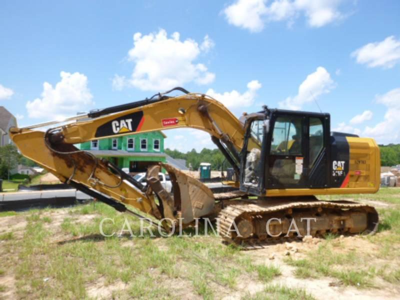 CATERPILLAR EXCAVADORAS DE CADENAS 316E TH equipment  photo 1