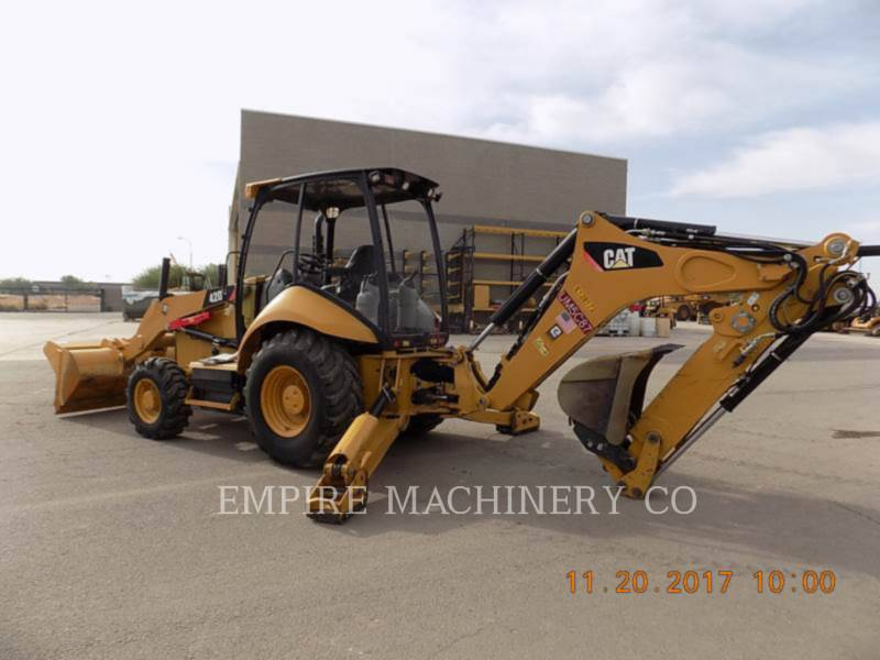 CATERPILLAR KOPARKO-ŁADOWARKI 420F 4EO P equipment  photo 3