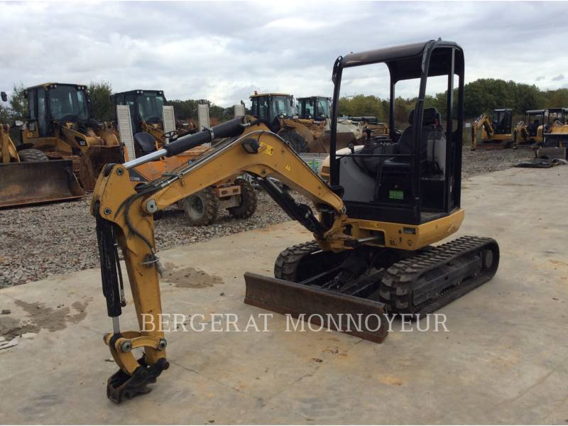 CATERPILLAR ESCAVADEIRAS 302.7D CR equipment  photo 8