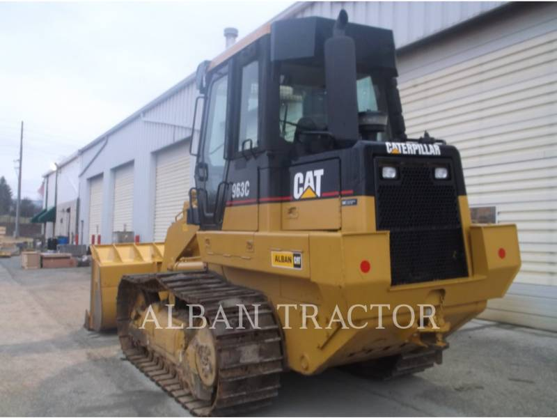 CATERPILLAR 履帯式ローダ 963C CAC equipment  photo 8