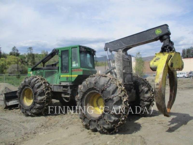 JOHN DEERE FORESTAL - ARRASTRADOR DE TRONCOS 848H equipment  photo 5