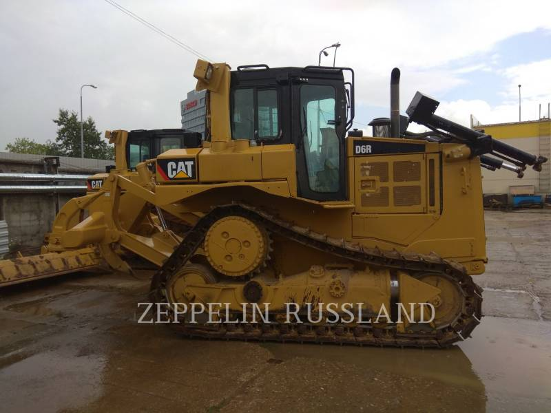 CATERPILLAR TRACK TYPE TRACTORS D6R equipment  photo 5