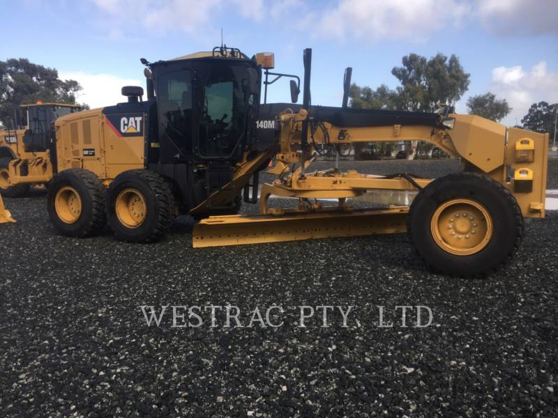 CATERPILLAR MOTOR GRADERS 140M2 equipment photo ...