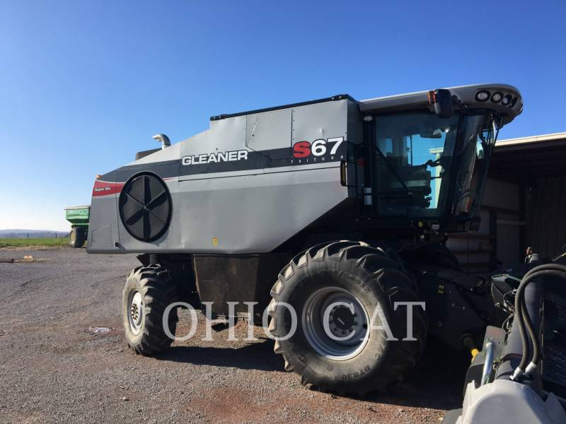 AGCO-GLEANER MÄHDRESCHER S67 equipment  photo 7