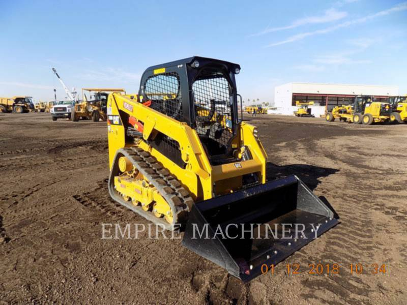 CATERPILLAR DELTALADER 239D equipment  photo 1