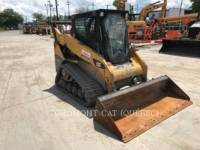 Caterpillar ÎNCĂRCĂTOARE PENTRU TEREN ACCIDENTAT 257B3 equipment  photo 2