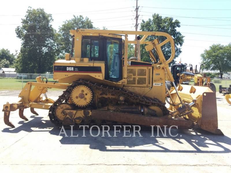 CATERPILLAR TRACK TYPE TRACTORS D6RIIIXL equipment  photo 6