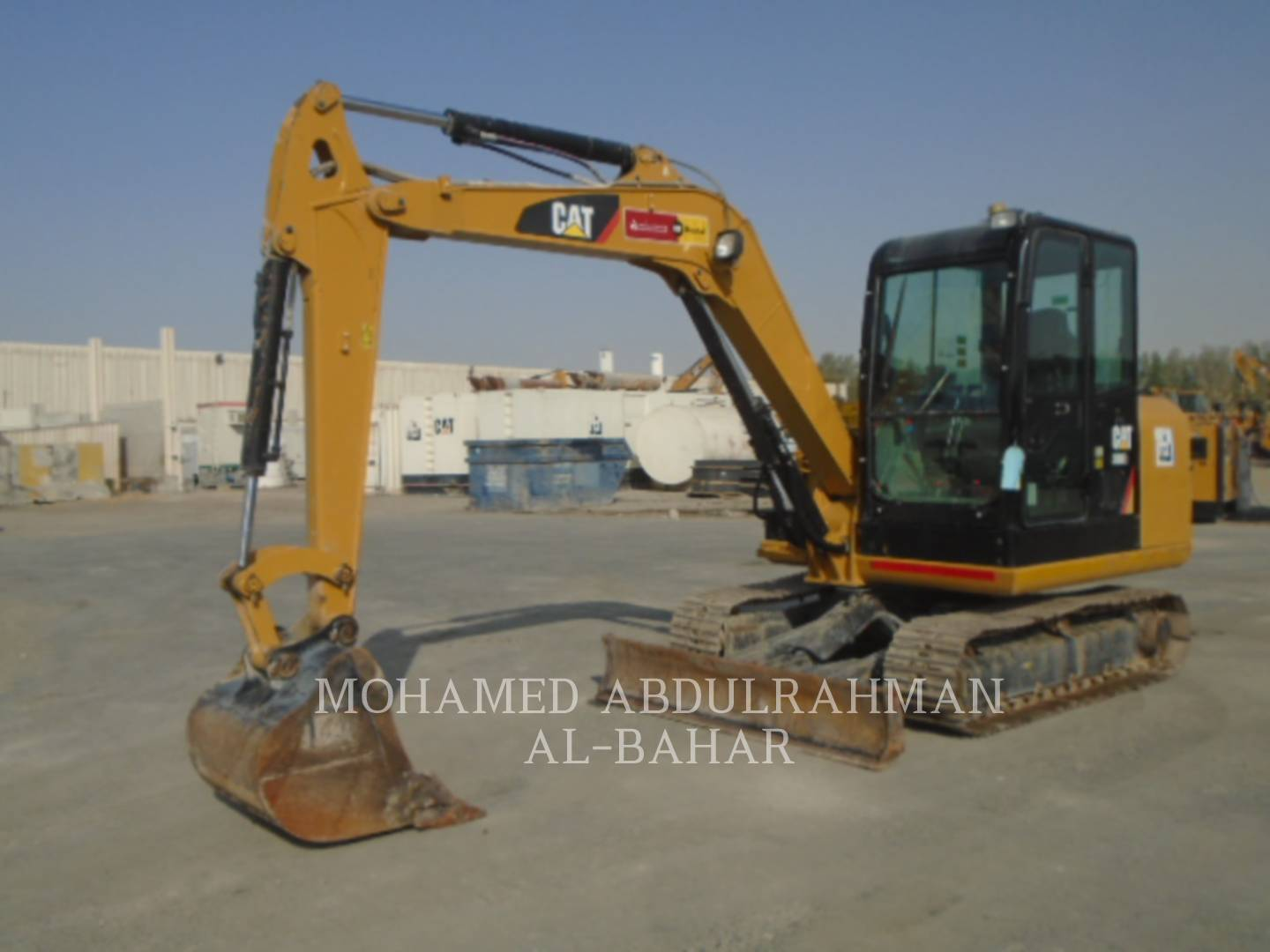 Model # 306E2 - skid steer loaders