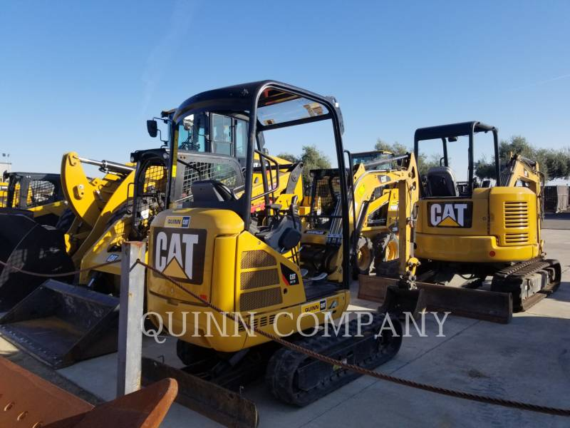CATERPILLAR TRACK EXCAVATORS 301.7 equipment  photo 5