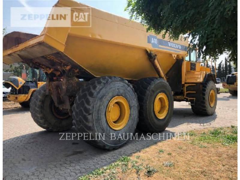 VOLVO CONSTRUCTION EQUIPMENT OFF HIGHWAY TRUCKS A40 equipment  photo 3