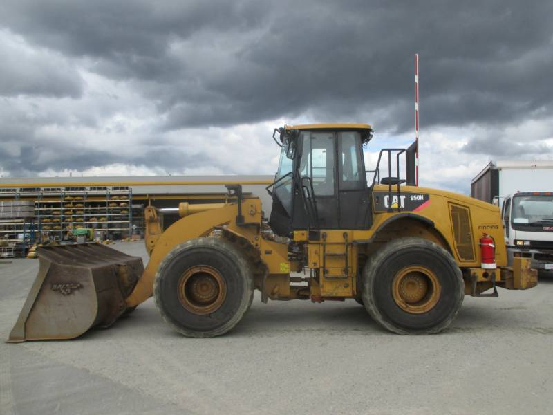 CATERPILLAR WHEEL LOADERS/INTEGRATED TOOLCARRIERS 950H equipment  photo 21