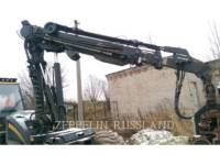 PONSSE BOSBOUW - OOGSTER ERGO 8W equipment  photo 9