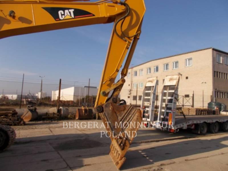 CATERPILLAR KETTEN-HYDRAULIKBAGGER 325CL equipment  photo 3