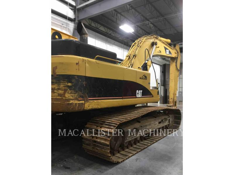 CATERPILLAR トラック油圧ショベル 345CL equipment  photo 4
