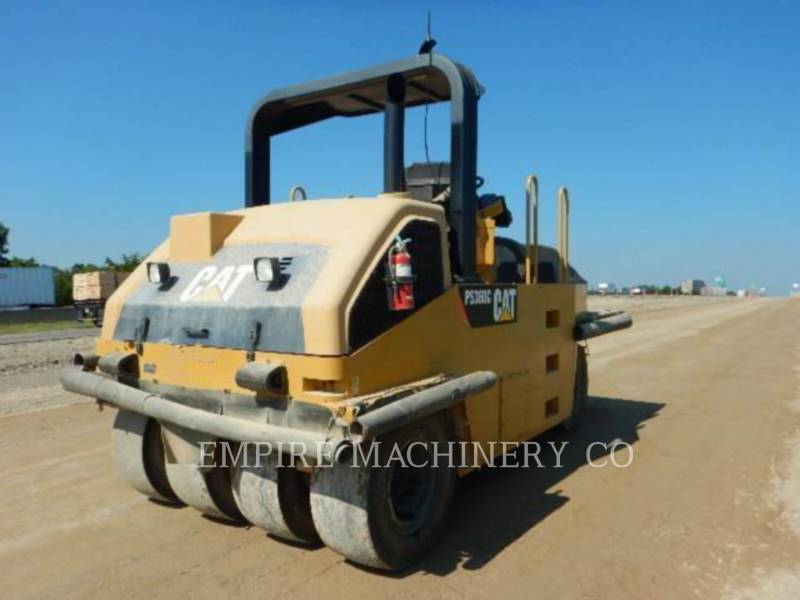 CATERPILLAR COMPACTADORES CON RUEDAS DE NEUMÁTICOS PS360C equipment  photo 4