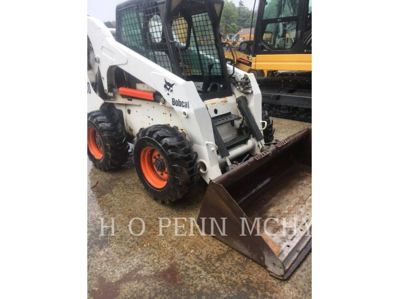 BOBCAT CHARGEURS COMPACTS RIGIDES S250 equipment  photo 12