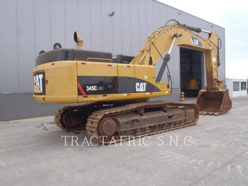 CATERPILLAR ESCAVADEIRAS 345C equipment  photo 4