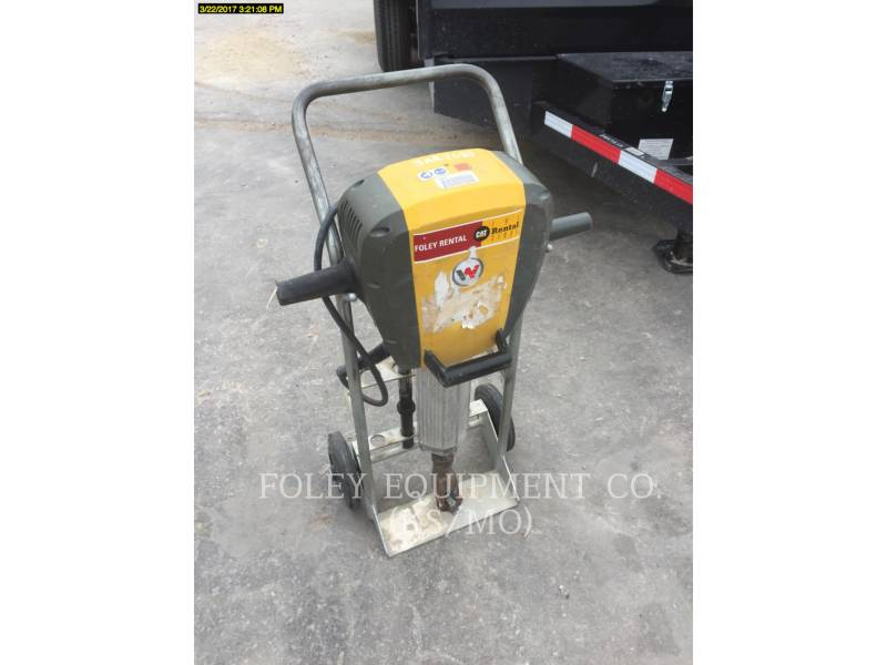 WACKER CORPORATION EQUIPO PARA CONCRETO EH65 equipment  photo 1