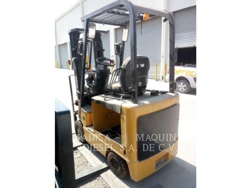 CATERPILLAR LIFT TRUCKS CHARIOTS À FOURCHE E3500-AC equipment  photo 3