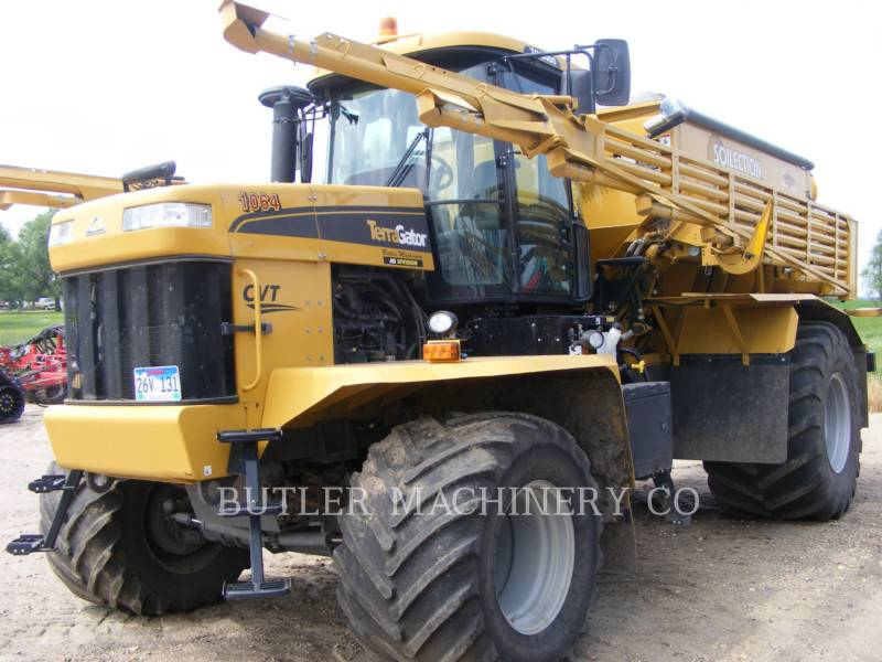 TERRA-GATOR PULVERIZADOR TG8400 equipment  photo 1