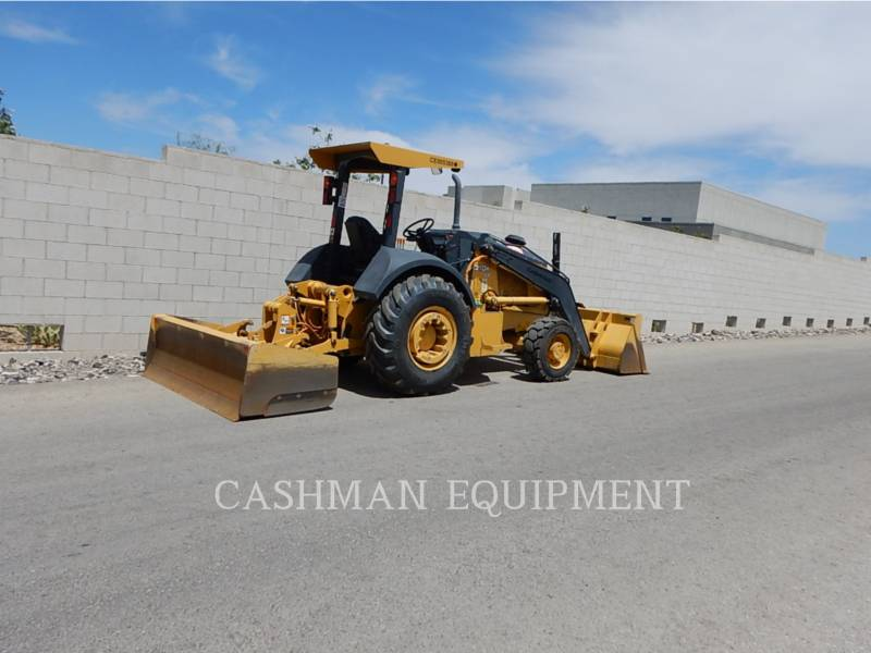 JOHN DEERE CARGADOR INDUSTRIAL 210K equipment  photo 4