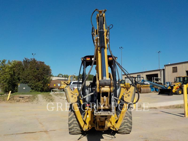 CATERPILLAR BACKHOE LOADERS 420F/HAM equipment  photo 11