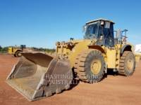 Equipment photo CATERPILLAR 980H WHEEL LOADERS/INTEGRATED TOOLCARRIERS 1
