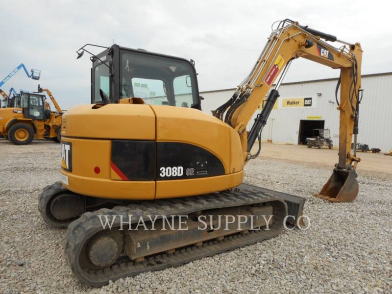 CATERPILLAR TRACK EXCAVATORS 308DSBRBTK equipment  photo 1