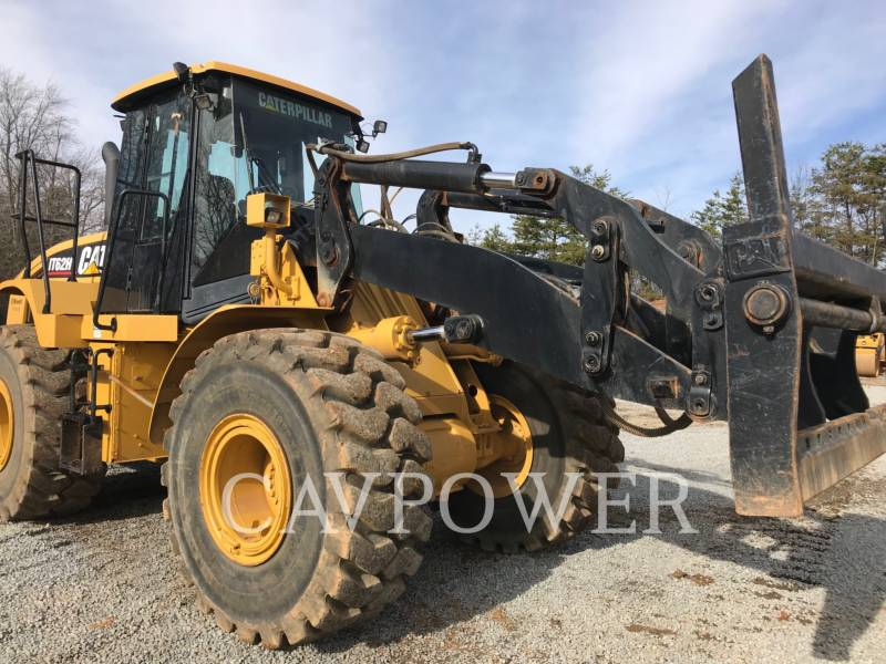 CATERPILLAR WHEEL LOADERS/INTEGRATED TOOLCARRIERS IT62H equipment  photo 5