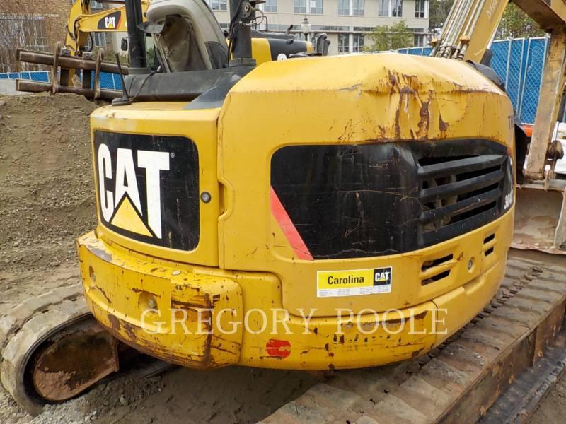 CATERPILLAR TRACK EXCAVATORS 304C CR equipment  photo 12