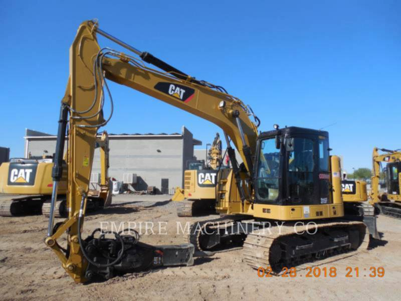 CATERPILLAR EXCAVADORAS DE CADENAS 315FL    P equipment  photo 4