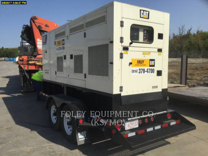 CATERPILLAR ポータブル発電装置 XQ200 equipment  photo 2
