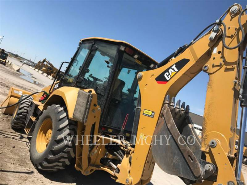 Caterpillar BULDOEXCAVATOARE 420F2 E equipment  photo 6