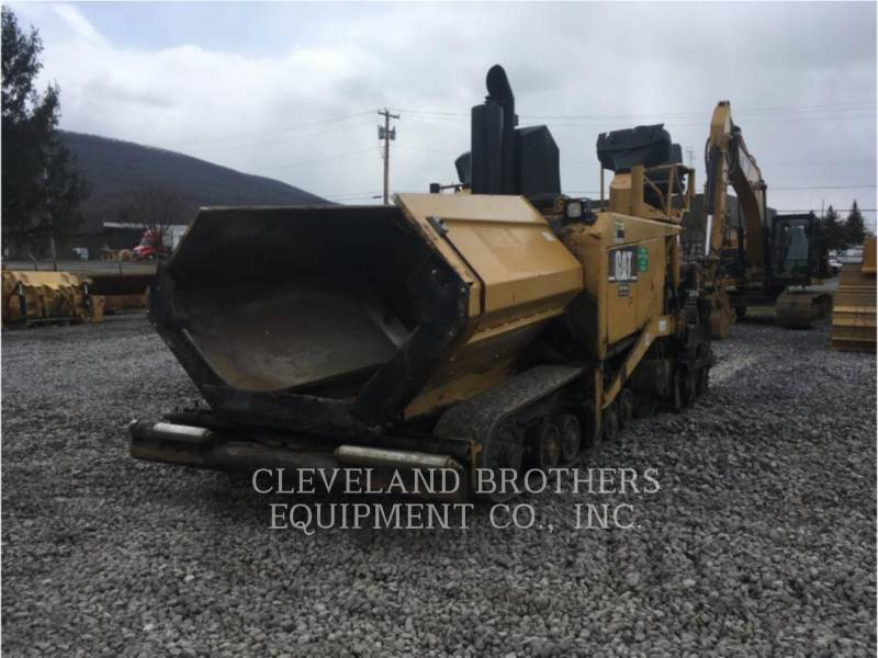 CATERPILLAR ASFALTATRICI AP-655C equipment  photo 2