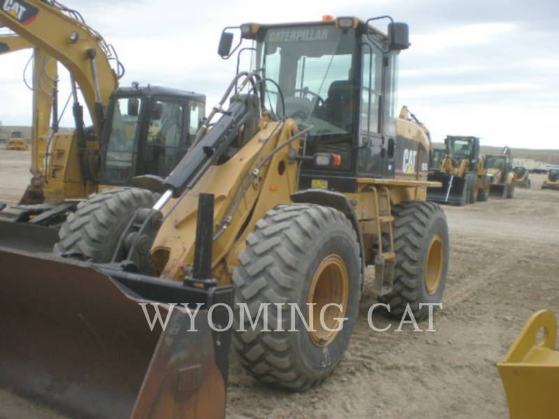 CATERPILLAR WHEEL LOADERS/INTEGRATED TOOLCARRIERS 924G equipment  photo 1