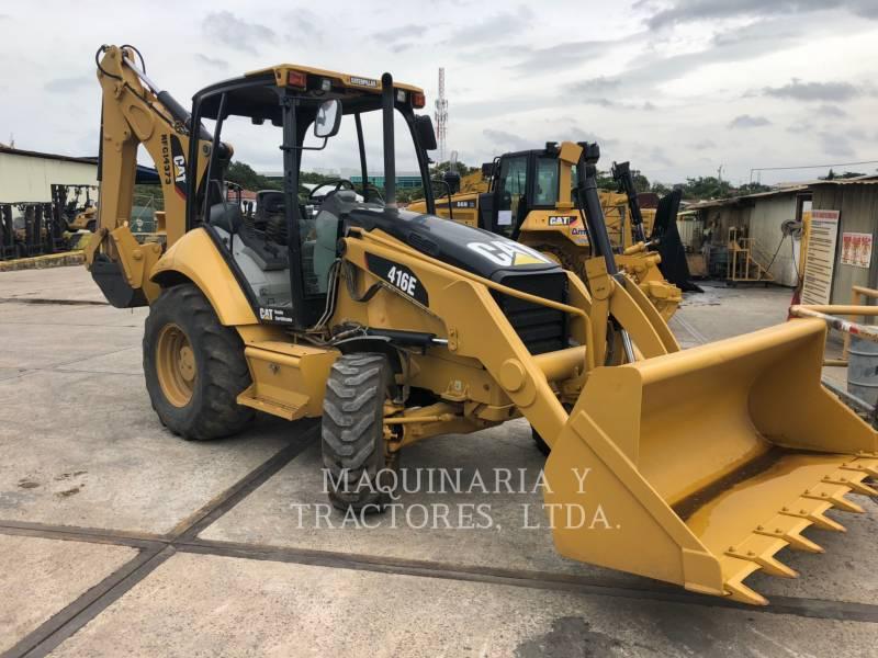 CATERPILLAR 挖掘装载机 416EST equipment  photo 1